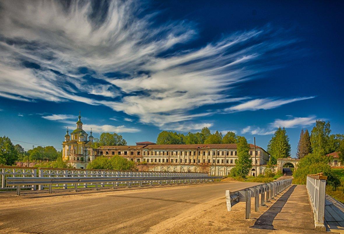 Спасо-Суморин монастырь - Андрей Нестеренко