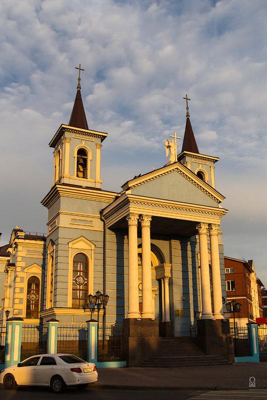 Казань, приход Воздвижения Святого Креста - Олег Манаенков