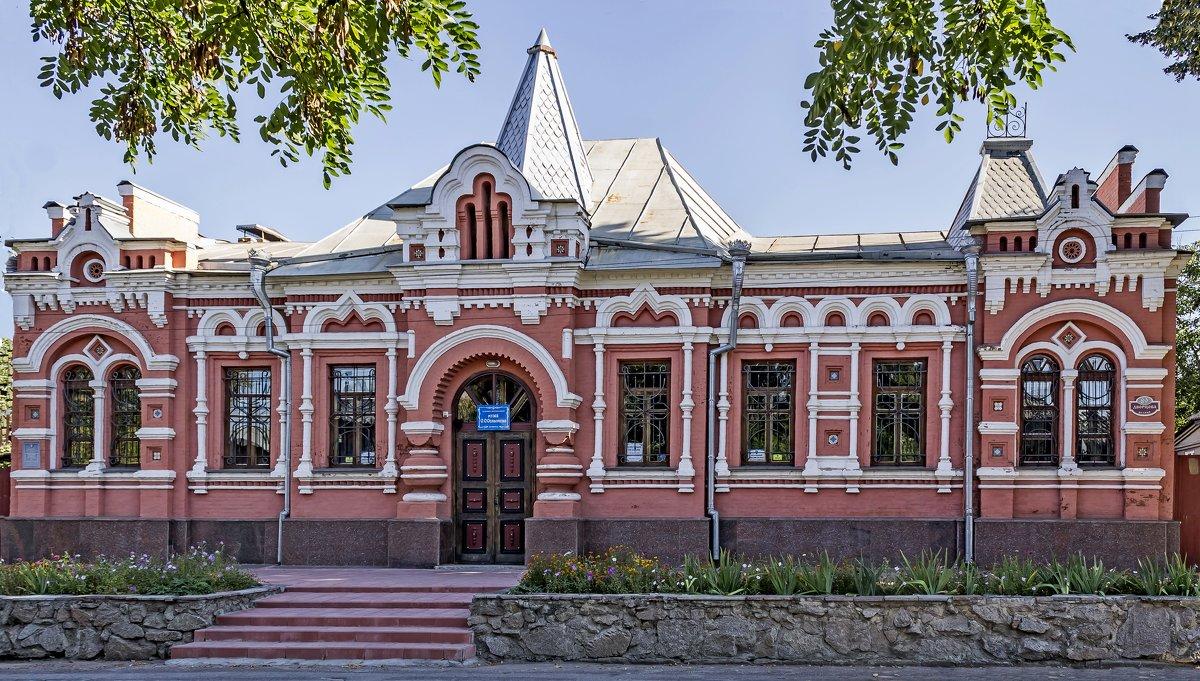 Музей Осмьоркина - sergey *