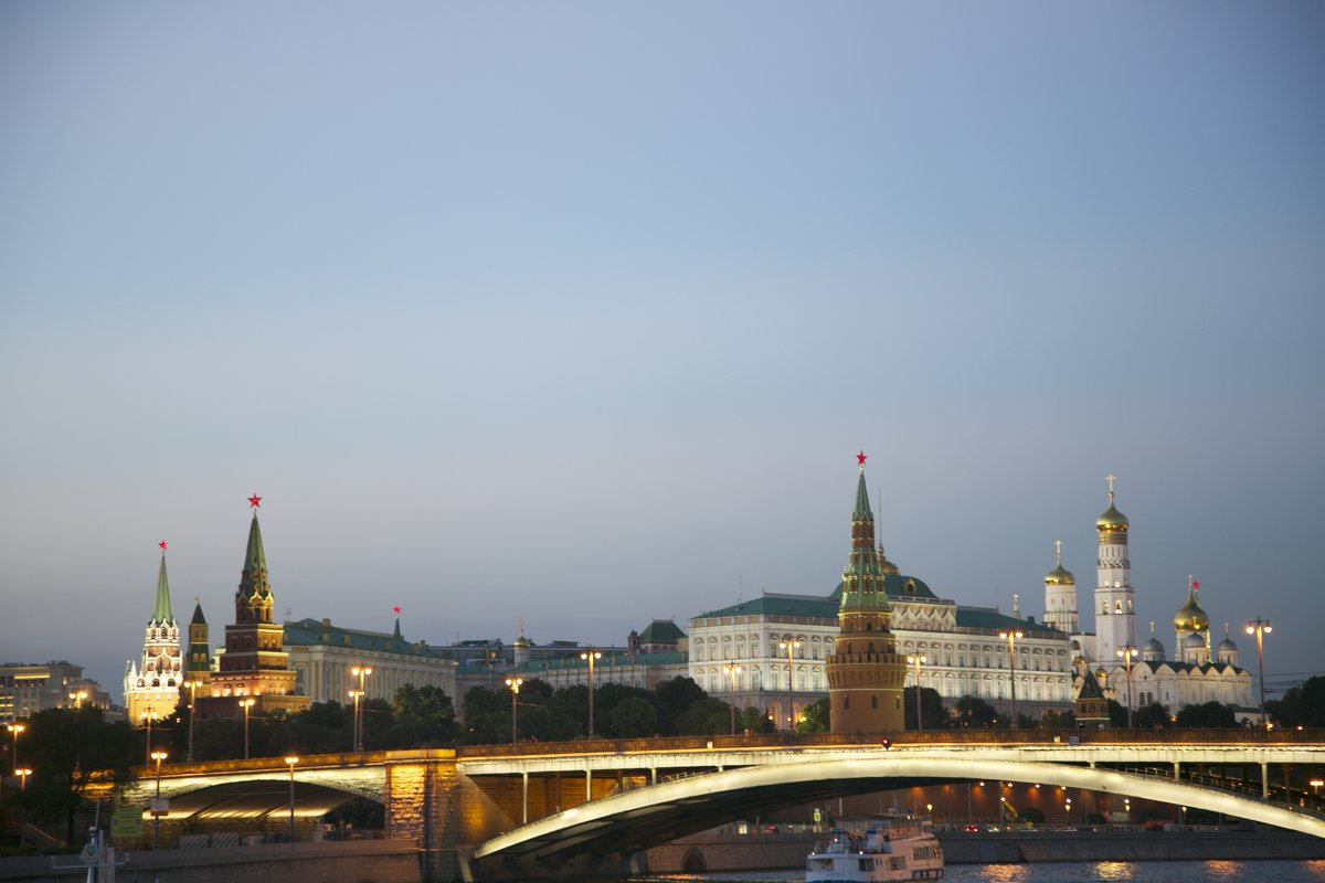 Москва Кремль - Igor