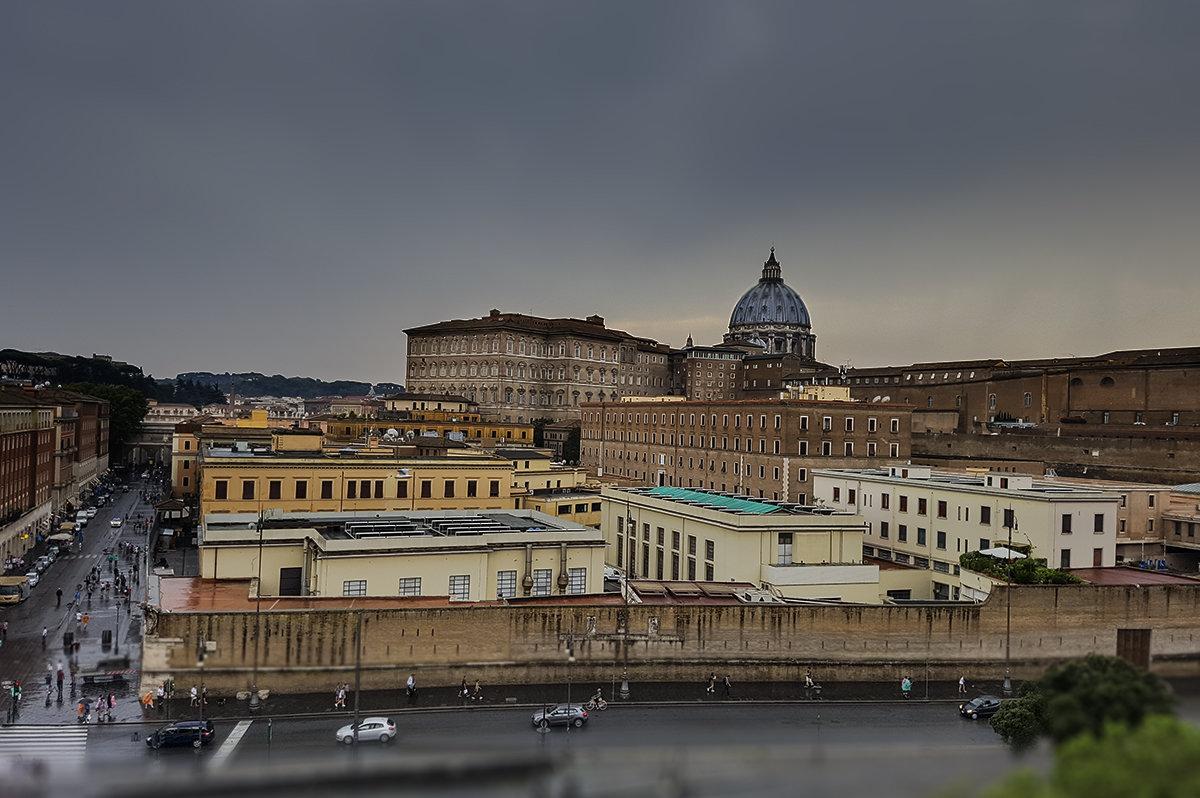 Государство Ватикан - сергей адольфович