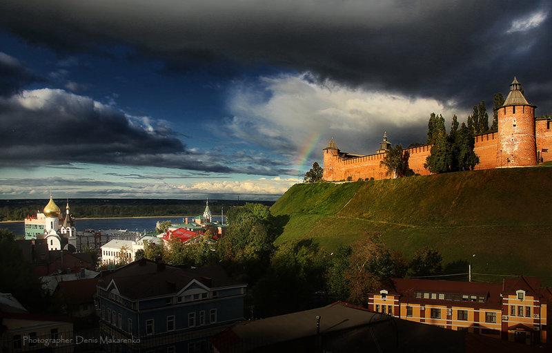 Сентябрь в старинном городе NN/ - Denis Makarenko