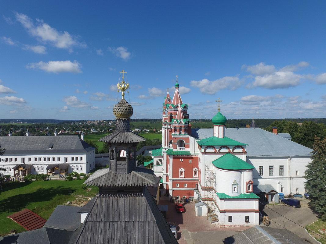 Крест над Россией - Николай
