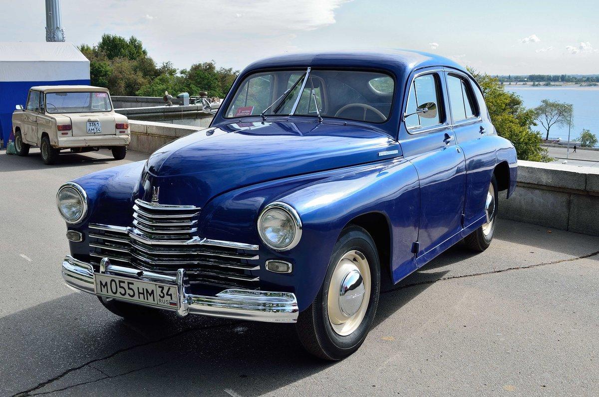 Моторы Сталинграда на празднике День города - Александр