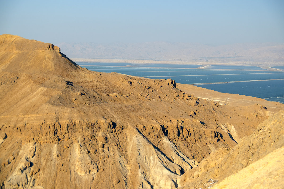 Мертвое море Израиль - Александр Липовецкий