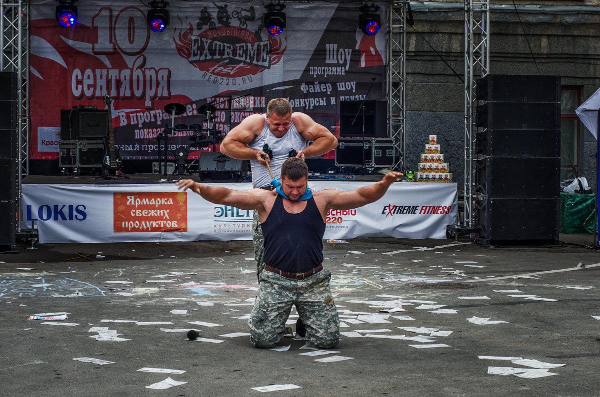 Богатыри Сибири - Елена Ел
