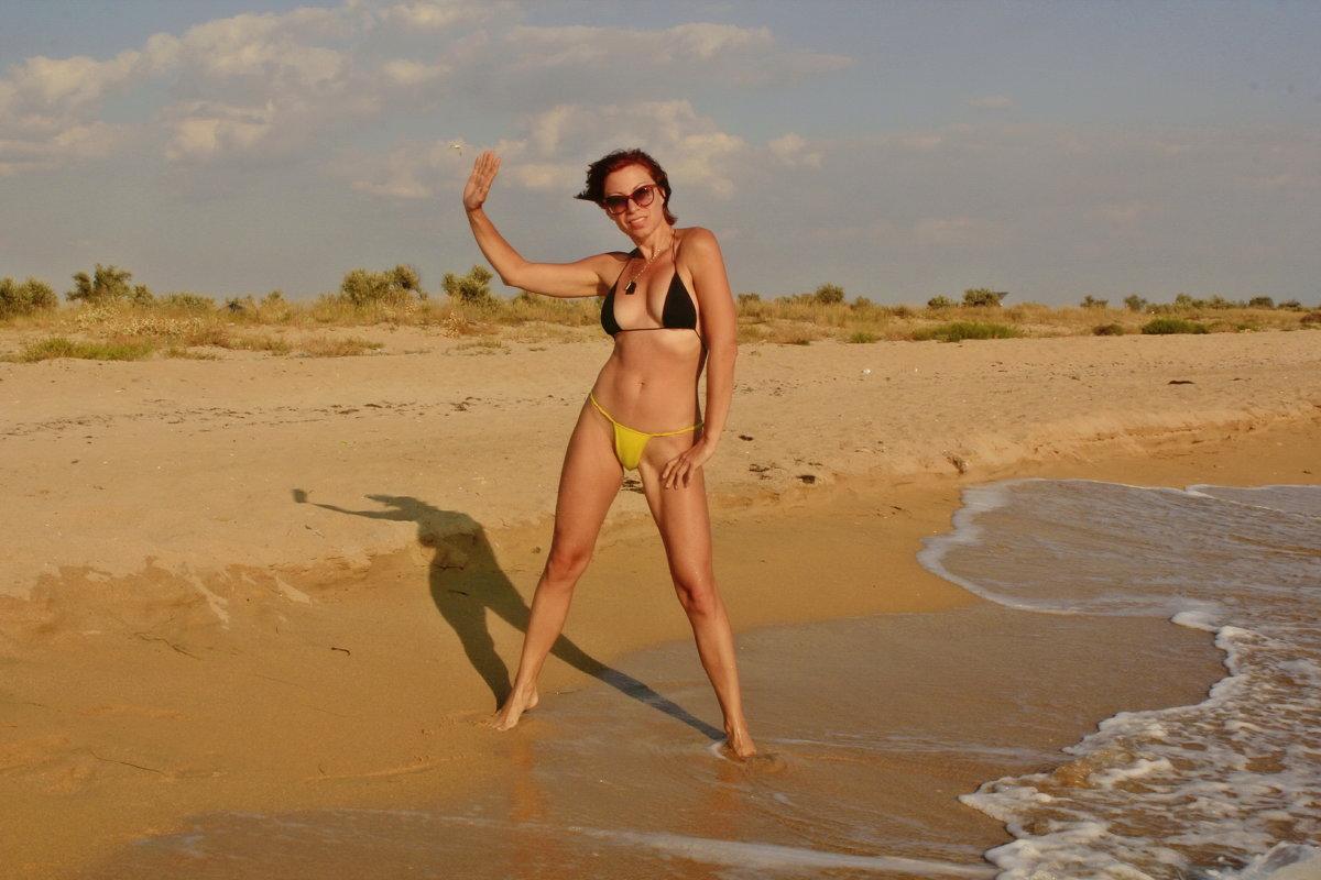 Привет из Крыма..!) - Елена