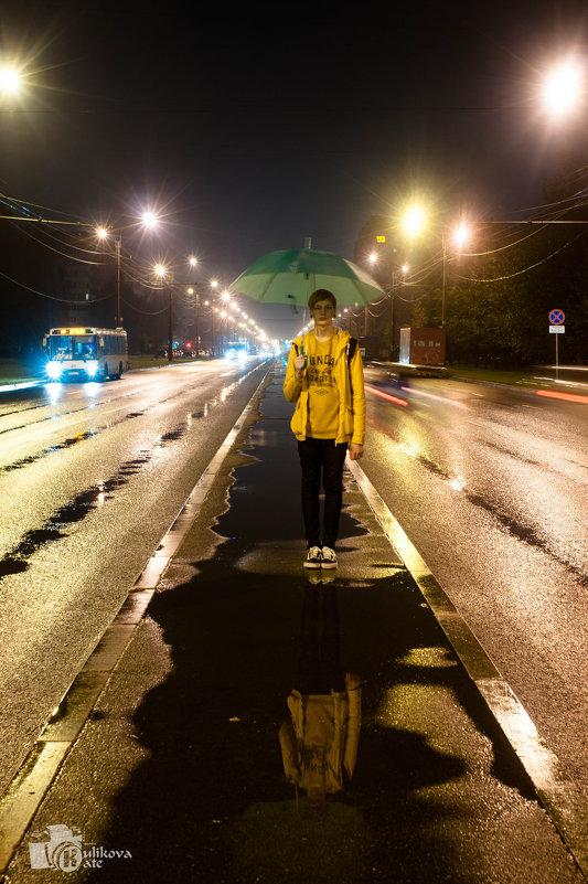 Ночь, улица, фонарь... - Екатерина Куликова