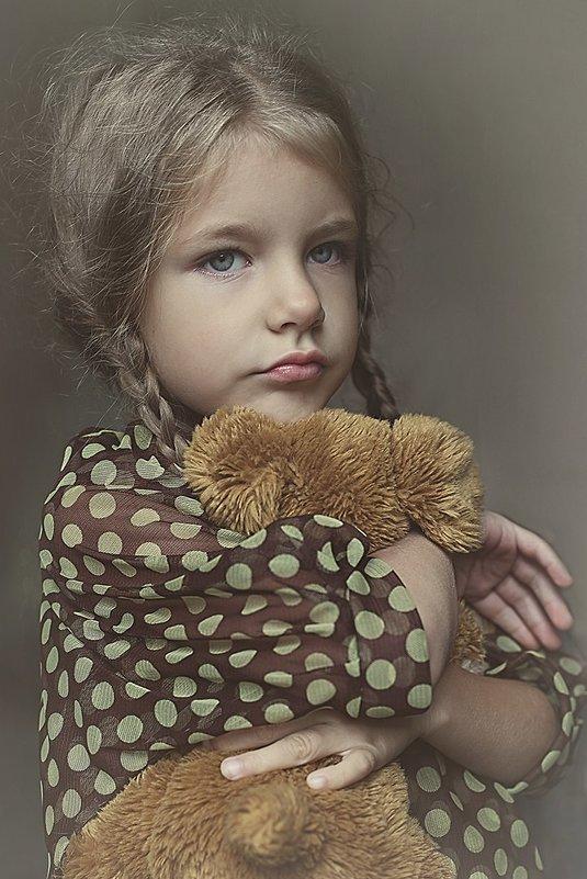 Забытая игрушка - Elena Fokina