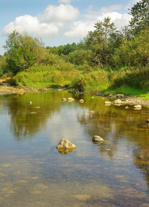 Тихая речка - Валерий Талашов