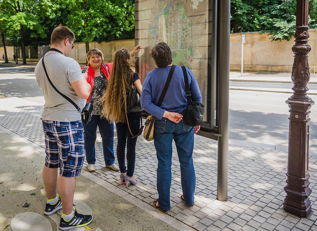 Прогулка по городу Мец, Франция - Vsevolod Boicenka