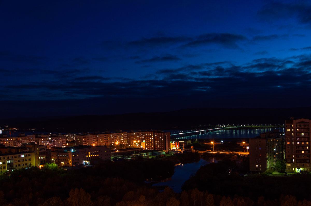 Вечерний Мурманск - Sergey