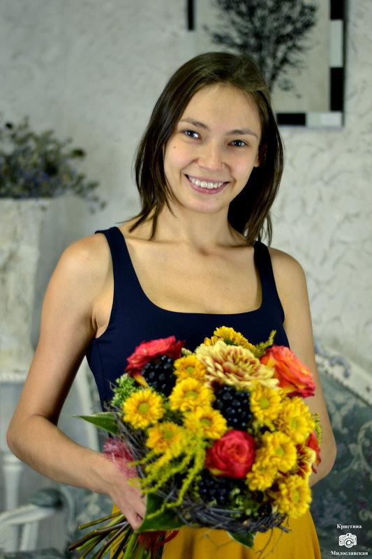 Аня - Кристина Милославская