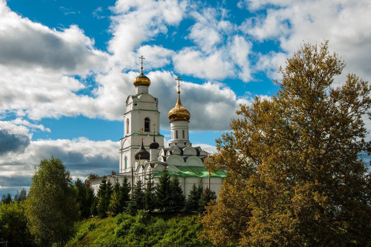 Троицкий собор в Вязьме (1674) - Alexander Petrukhin