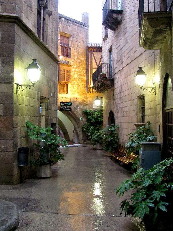 Дождь в Барселоне - Николай Рогаткин