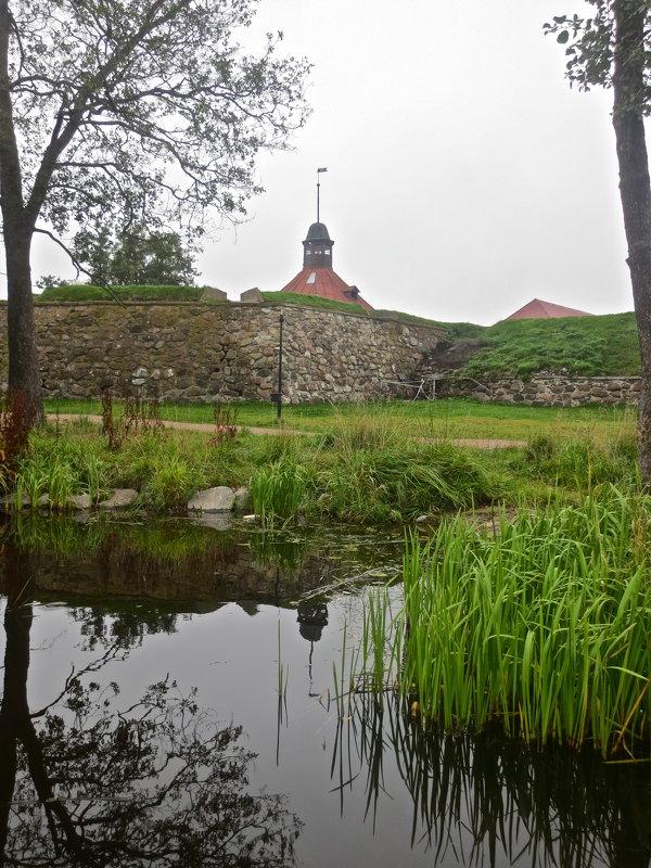крепость корела, приозерск - Елена