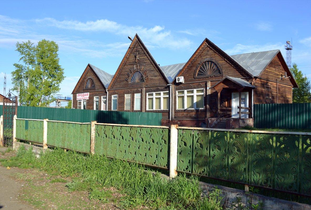 Архитектура Братска - Ольга