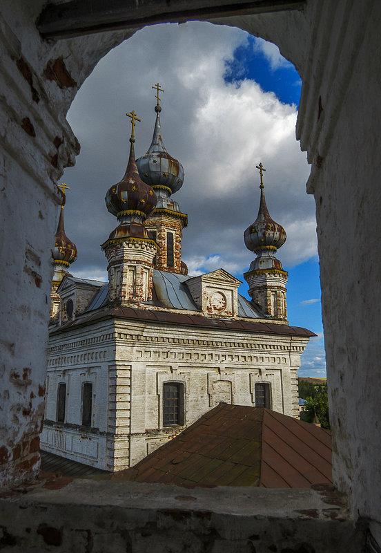 Из окна колокольни - Сергей Цветков