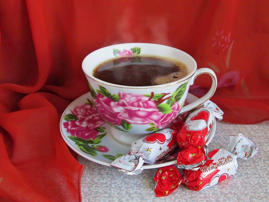 Горячий кофе - Татьяна Смоляниченко