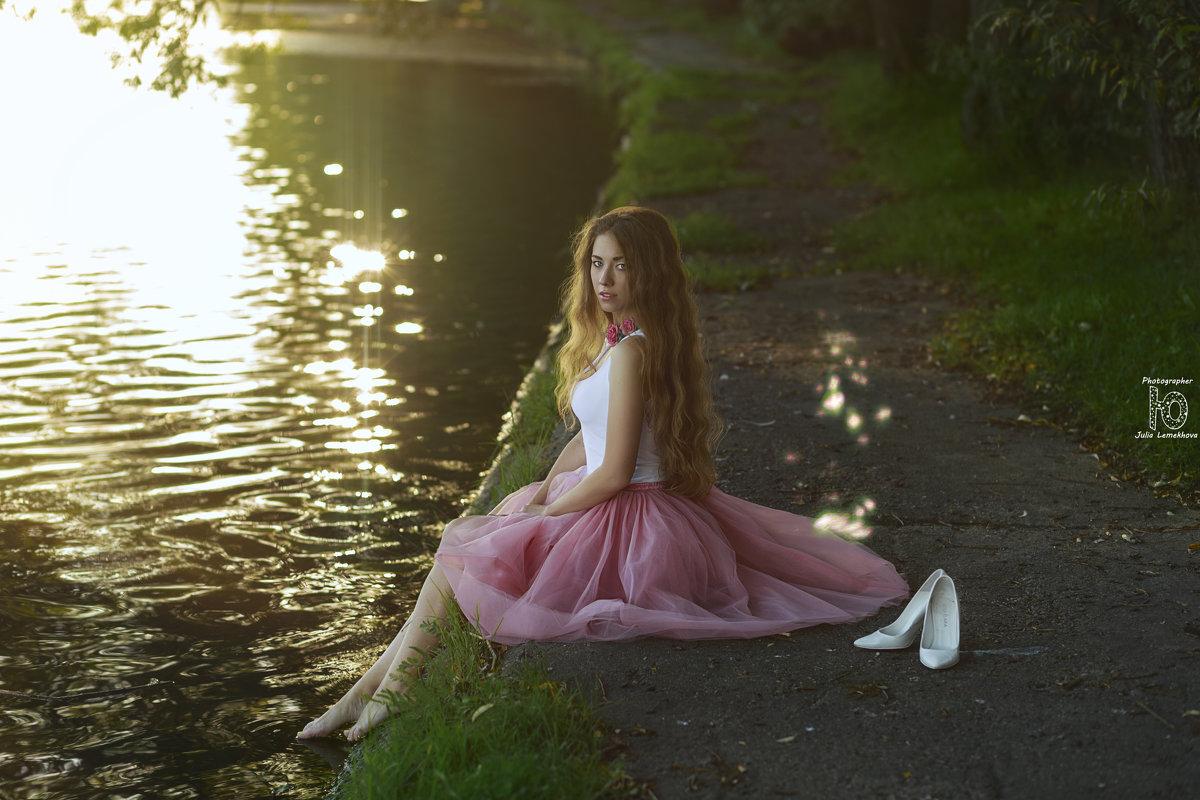 Летний закат - Юлия Лемехова