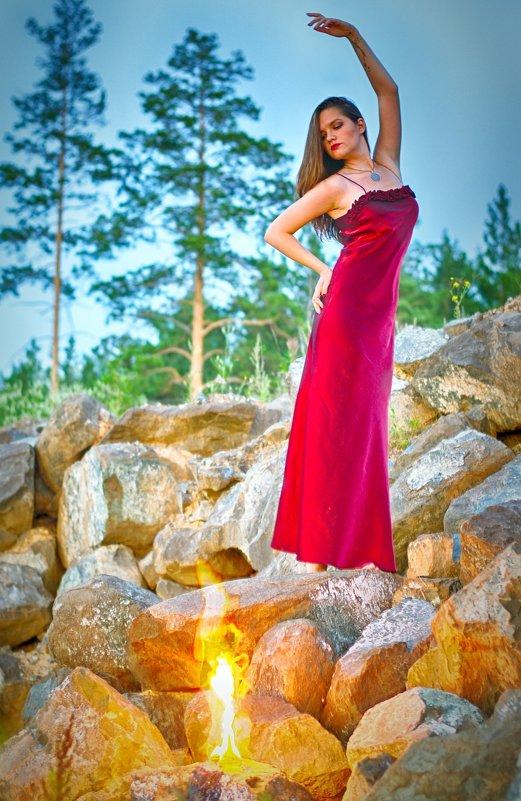 огненный танец - Alesia *