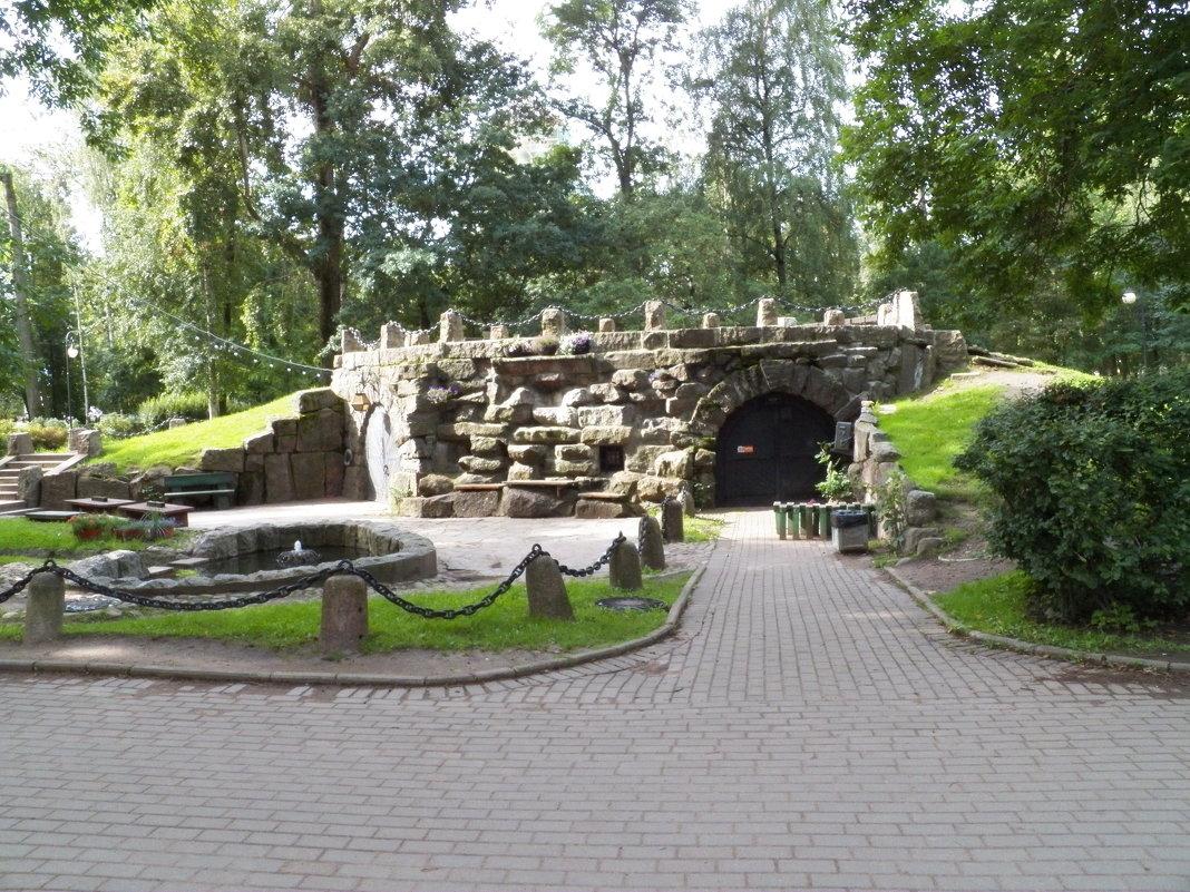 В парке - Виктор Елисеев