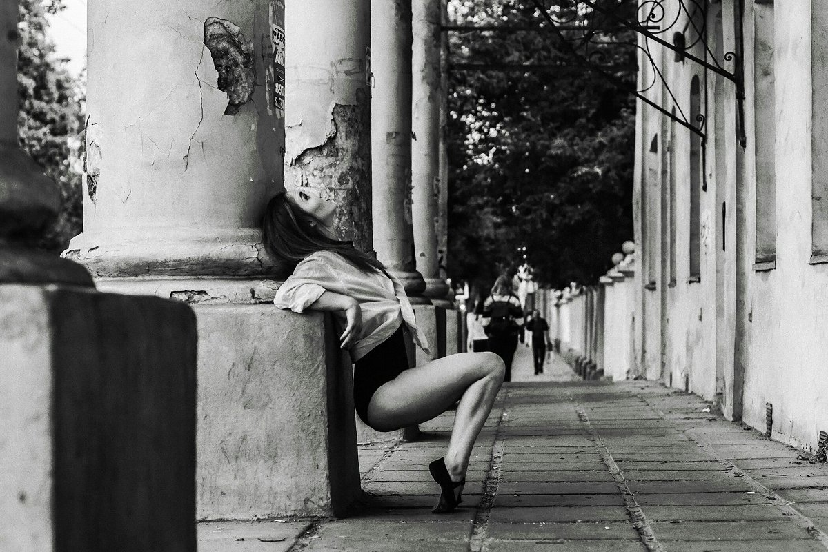 танцовщица - Анастасия Позднякова