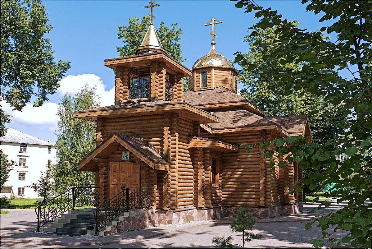 Храм. - Анатолий Круглов