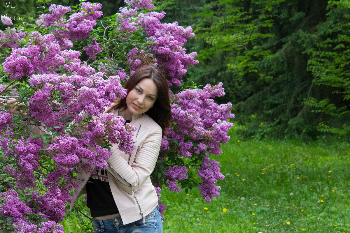 подарок весны - Виктория Левина