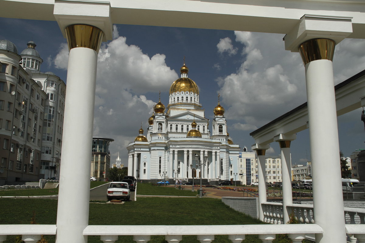 Саранск - esadesign Егерев