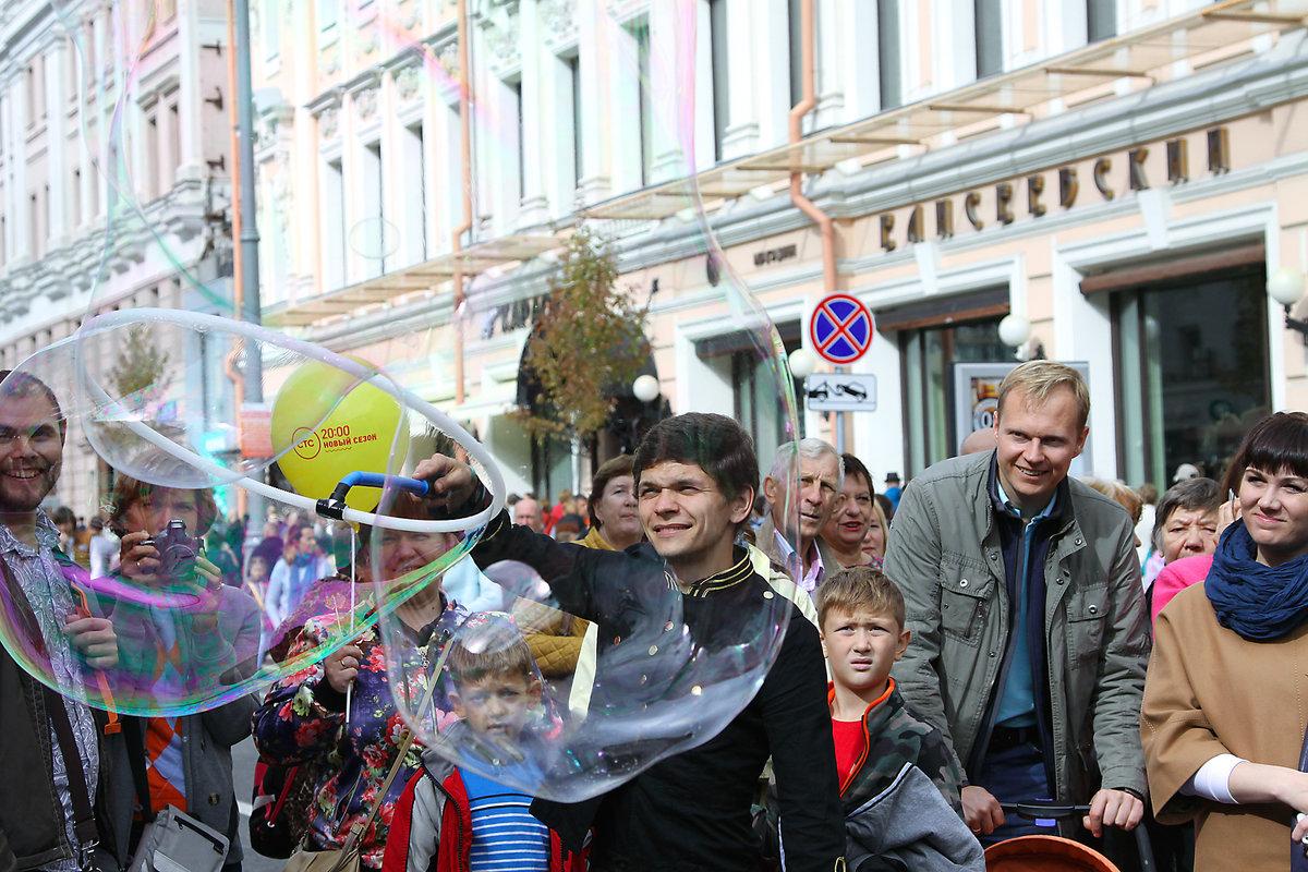 День города, Москва - Katerina Smorodina