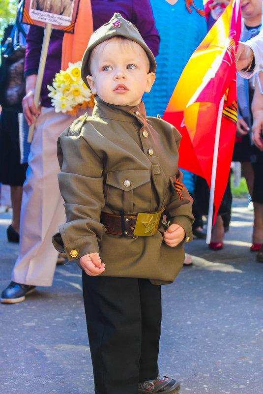 Юный защитник - Юлия Доронина
