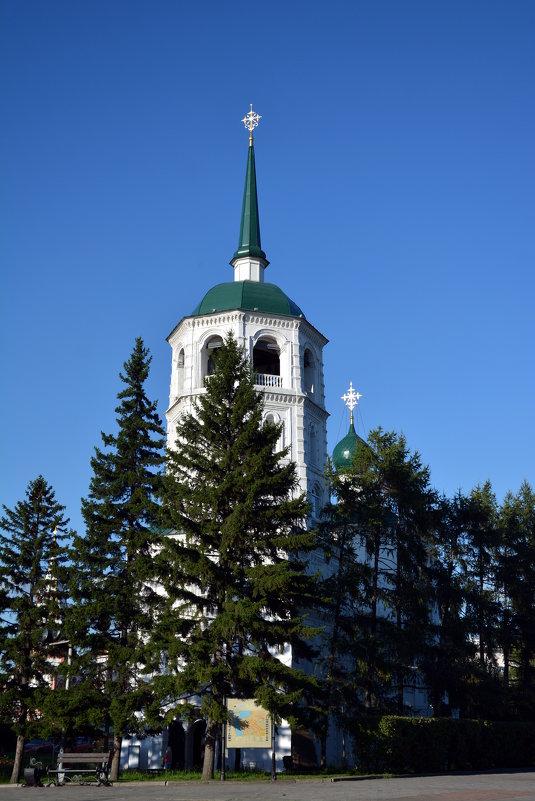 Спасская церковь - Наталья Покацкая