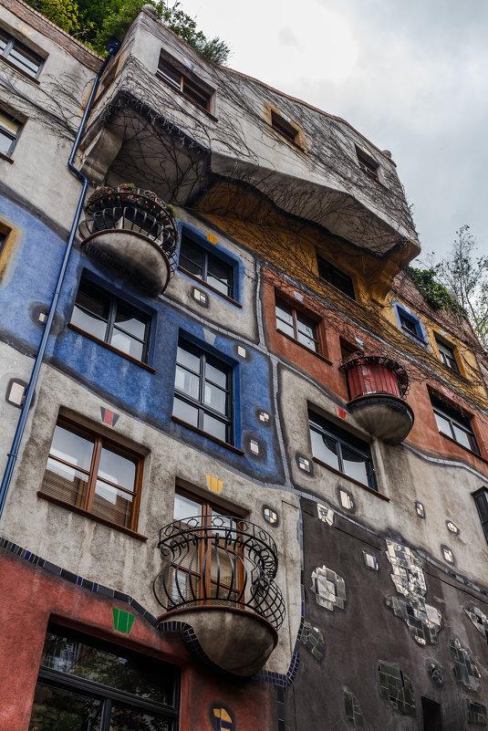 Дом Хундертвассера в Вене - Вадим *