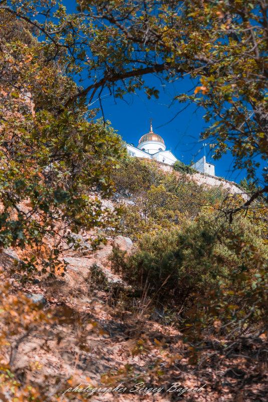 Свято Георгиевский монастырь - Sergey Bagach