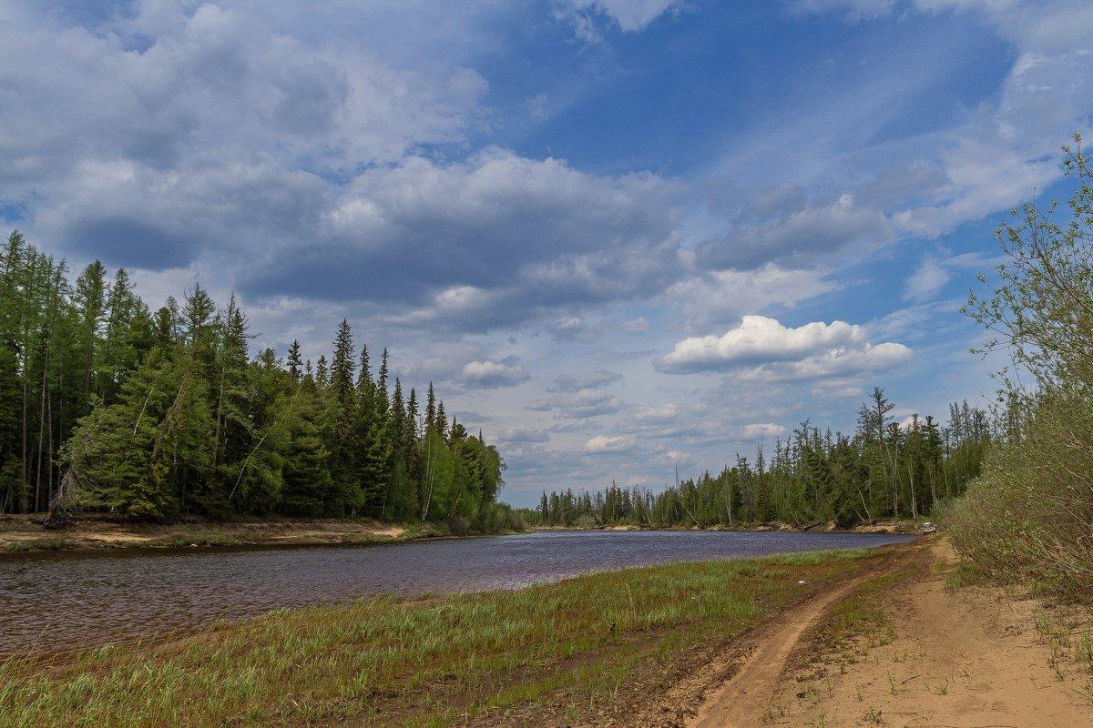 Прогулка вдоль реки - Дмитрий Сиялов