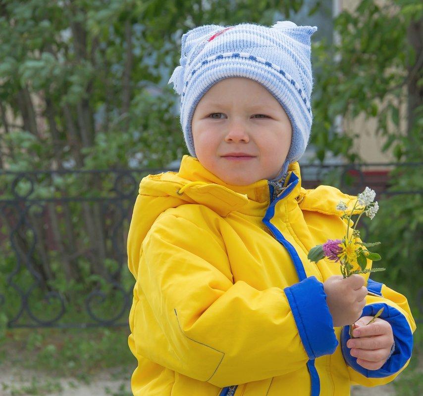 Цветы для мамы... - Дмитрий Сиялов