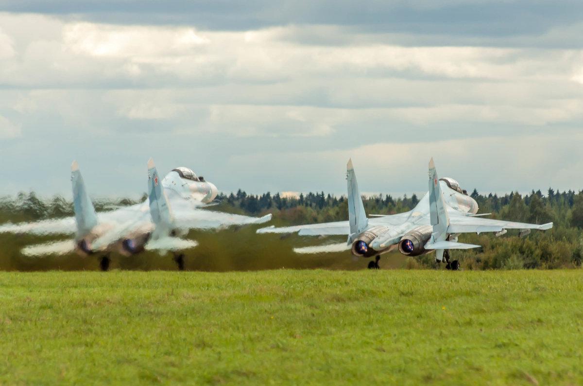 Су-30 - Валерий Смирнов