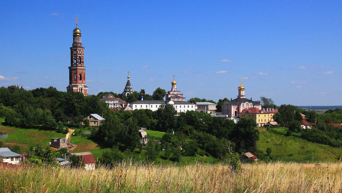 Монастырь Иоанна Богослова в Рязанской области - Victor Klyuchev