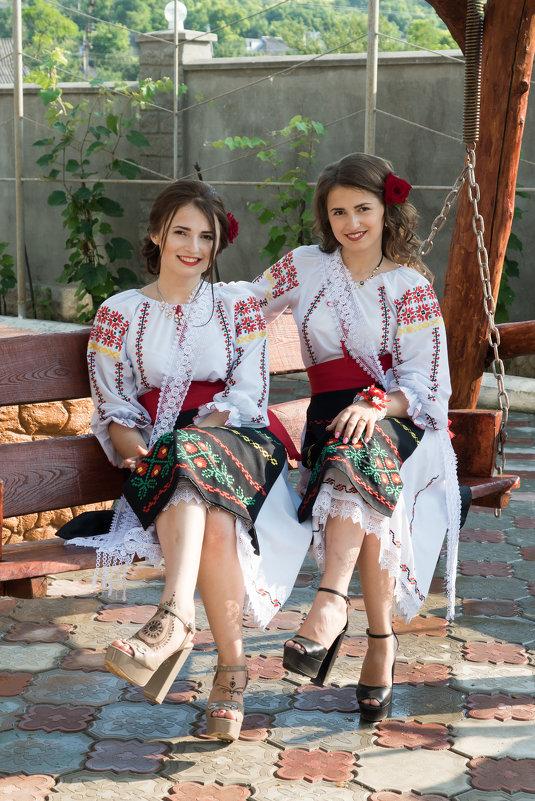 молдавская свадьба - Юрий