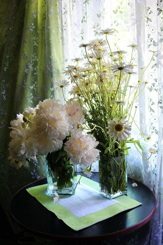 Красота разнообразия в белом - 4uika (Алла) Тарасова