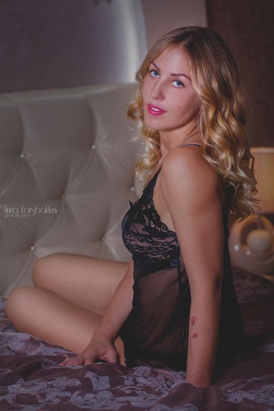Наталья - Анна Forsbakka (Романова)