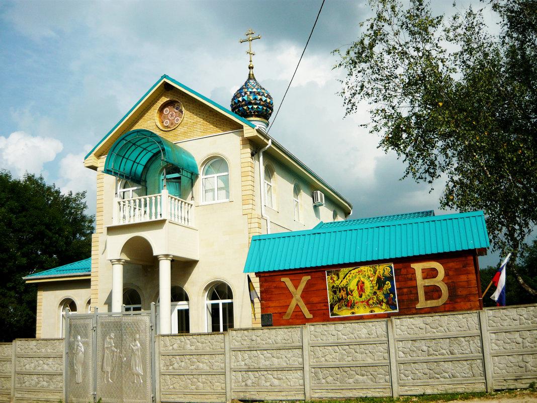 Адыгея. Свято-Михайловский мужской монастырь - Надежда