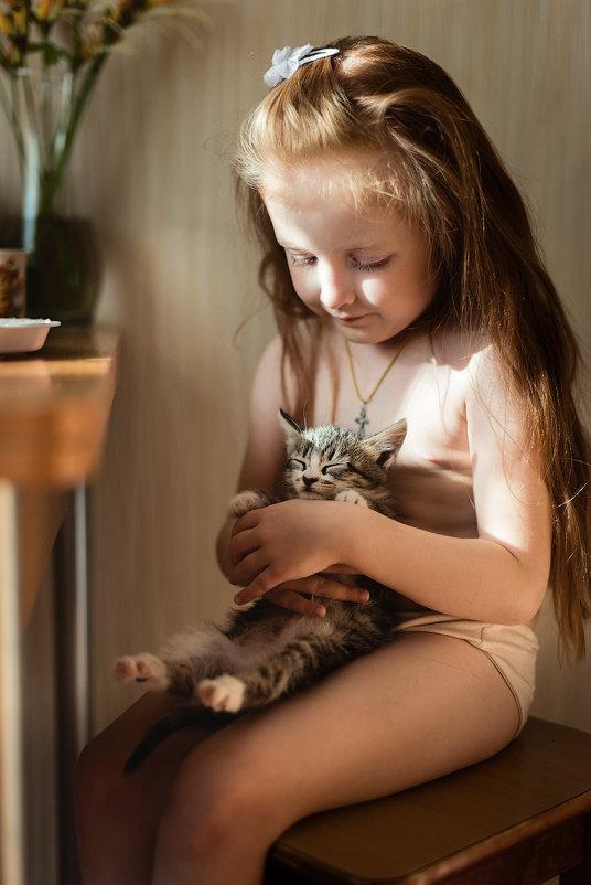 Два котенка - Юлия Полуэктова