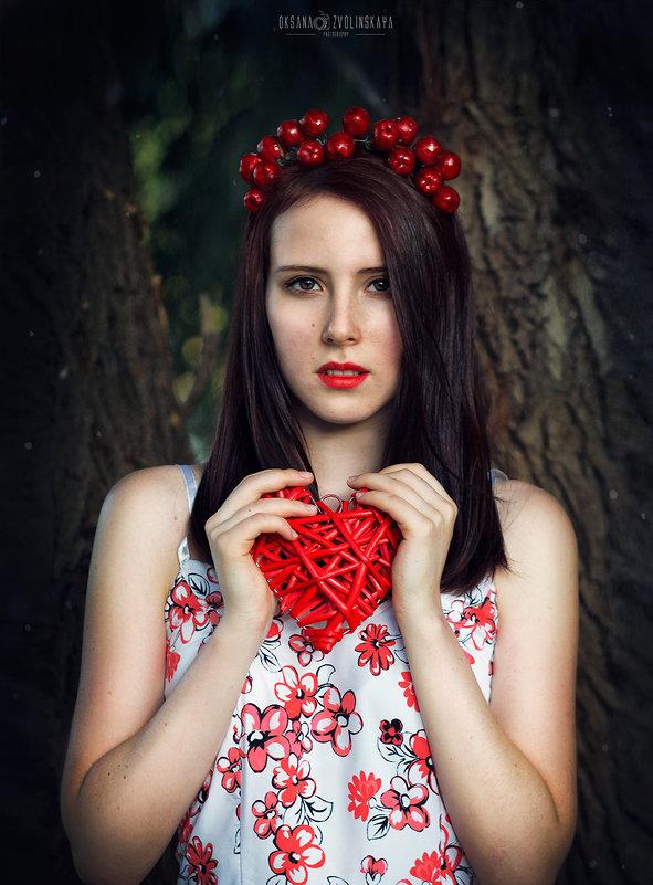 Heart... - Оксана Зволинская