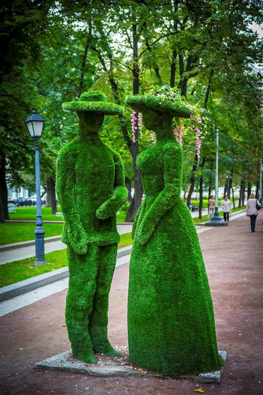 Москва, Тверской бульвар - Игорь Герман