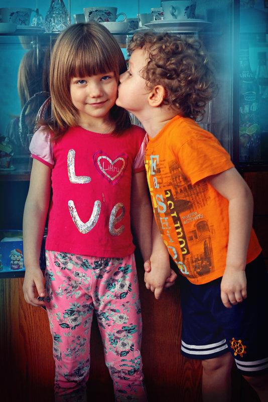 Поцелуй... - Ирина Трифонова