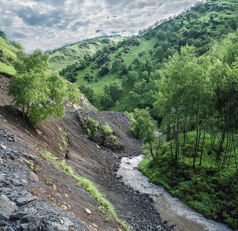 река Малка - anatoly Gaponenko