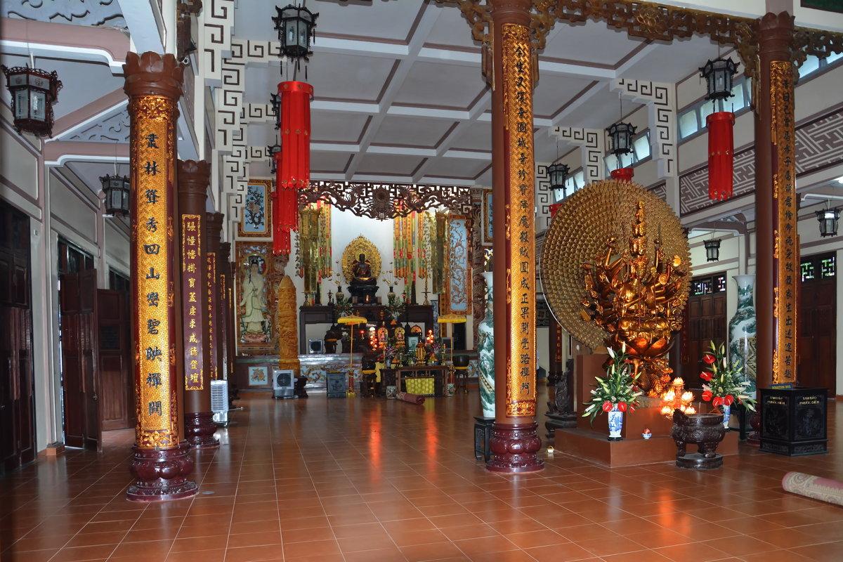 Pagode Chùa Long Sơn - Paparazzi