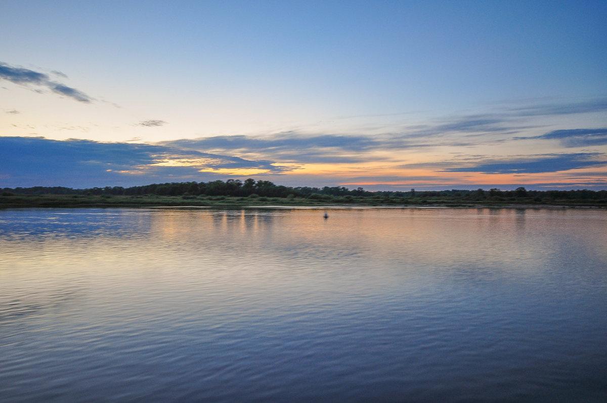 Закат на реке Белой - Сергей Тагиров